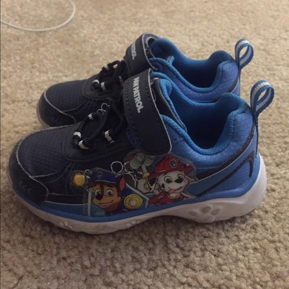 Shoes Paw Patrol Toddler Light Up Poshmark