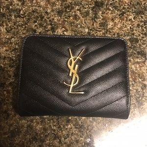 YSL Wallet, Women, Used