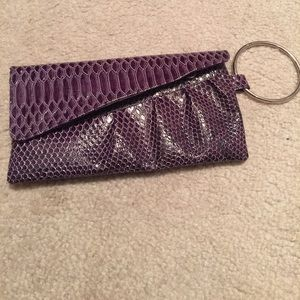 Clutch- envelope style purse