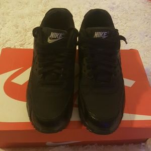 1. State Shoes - Women's all black Air Max 90 Prem