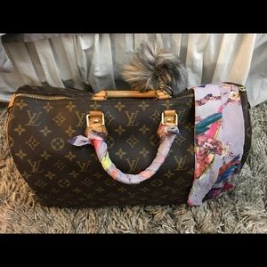 Accessories - Twilly Bag Handle Cover Louis Vuitton