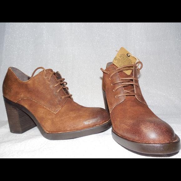5167cdfcef8 Born Shoes - Born Crown Jolene Women Brown Oxford