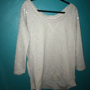 jcpenney Sweaters - Gray sweater
