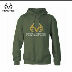 Realtree Other - NWT Realtree Military Green Hoodie