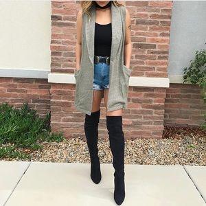 Pleione Jackets & Blazers - Pleione vest