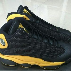 0130dc928359af Authentic Air Jordan 13 Carmelo Anthony Golden Nug