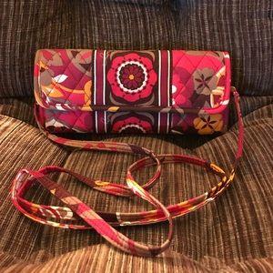 Vera Bradley Handbags - Vera Bradley strap wallet