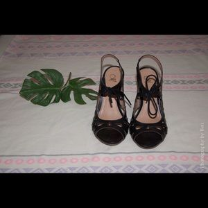MIA Shoes - Size 7 Mia wedge sandals