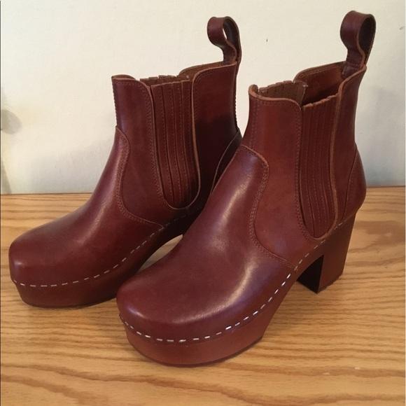 69 off swedish hasbeens shoes swedish hasbeens chelsea. Black Bedroom Furniture Sets. Home Design Ideas