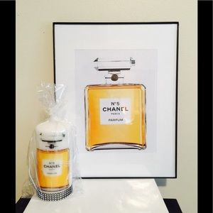 Other - Candle & wall frame