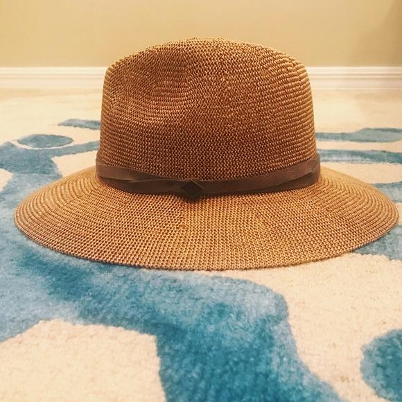 ☀️SUMMER SALE☀ Goorin Wide Brim Fedora Hat NWOT bd9c1bd81533