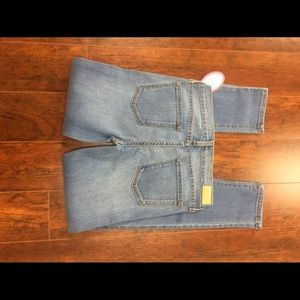 Angry Rabbit Denim - Light denim Angry Rabbit ankle skinnies