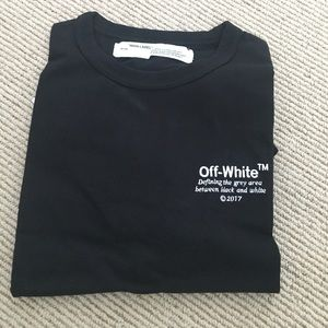 Off-White Other - Off White Shirt