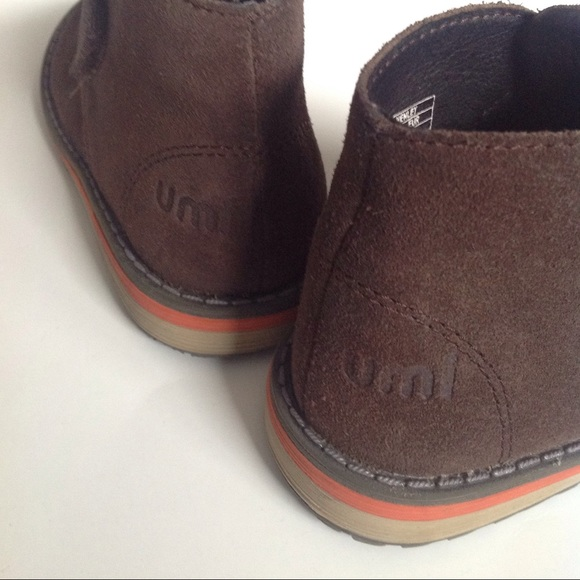 Umi Leather Suede Shoes