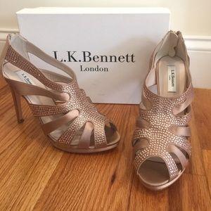 """LK Bennett Shoes - BNIB LK Bennett """"Massa"""" sandals! Sz 42"""