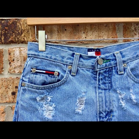 62 off tommy hilfiger pants tommy hilfiger shorts size. Black Bedroom Furniture Sets. Home Design Ideas