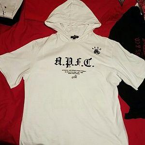 Akoo Other - Akoo shirt w/ hood