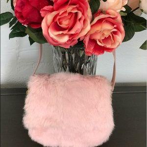 Juicy Couture Handbags - 🌷Juicy Couture Rabbit Fur Handbag🌷