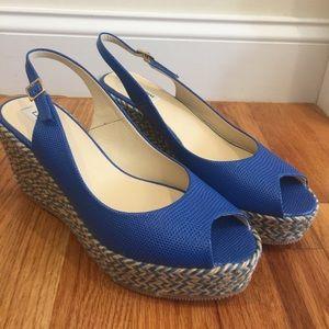 LK Bennett Shoes - New Lk Bennett espadrille wedges! Sz 42