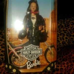 1990s harley davidson barbie. RARE ONE