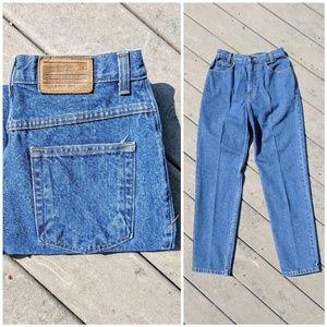 Pendleton Denim - Vintage Pendleton High Waisted Skinny Jeans
