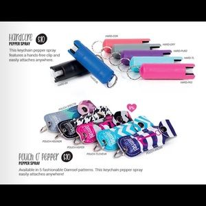 Women's Self Defense products!!!!!