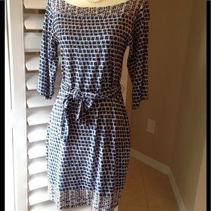 Leota Dresses & Skirts - LEOTA Handmade in New York belted dress
