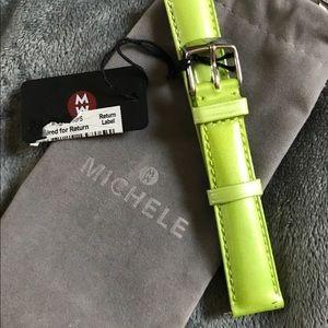 Michele Accessories - MICHELE NEW INTERCHANGEABLE WATCHBANDS!