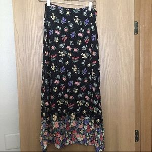 At Last Dresses & Skirts - Pretty floral maxi skirt.