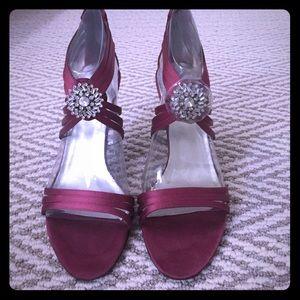 ❤️ Gorgeous Scarlett satin heels by CARLOS