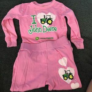 John Deere Other - 2 Piece John Deere PJ's