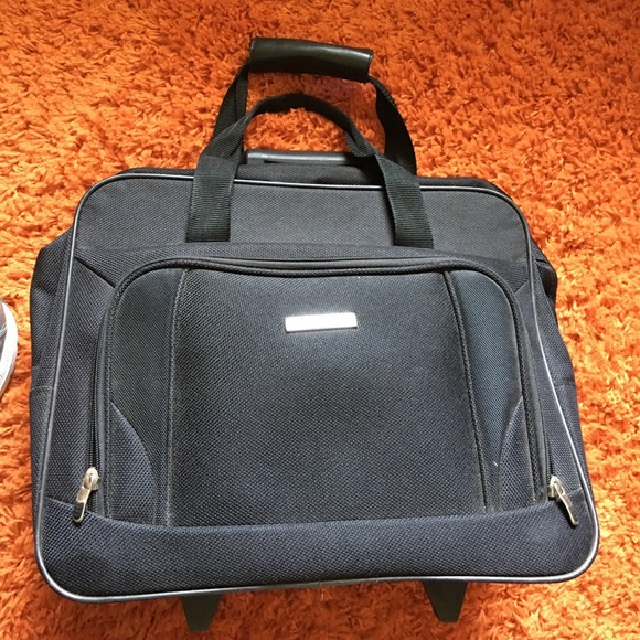 986194965f3c Protege rolling briefcase.