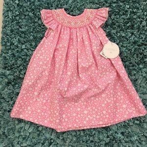 Edgehill Collection Other - Pink little girls dress
