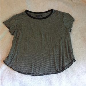 American Eagle Outfitters Tops - Stretchy Striped Top