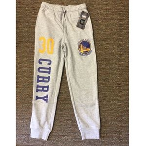 Golden State Warriors Steph Curry Joggers