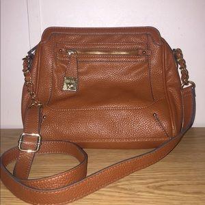 Nicole Miller Handbags - Nicole Miller leather satchel