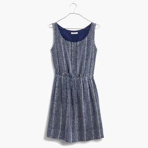 Madewell Polka Dot Tank Dress