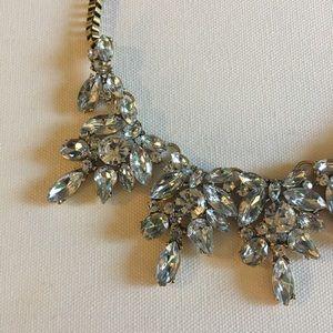 ModCloth Jewelry - Crystal Bib Necklace