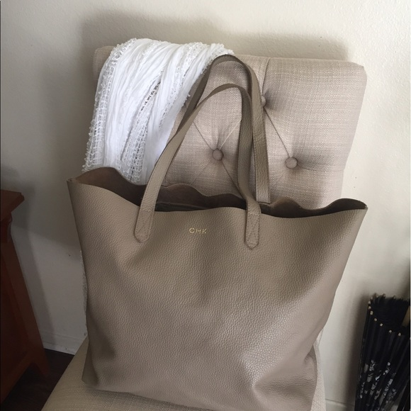 Cuyana Bags   Classic Leather Tote Bag   Poshmark aa9347ceb4
