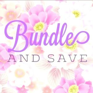 BUNDLE AND GET A FREE GIFT!
