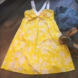 Donna Morgan Dresses & Skirts - Donna Morgan yellow sundress