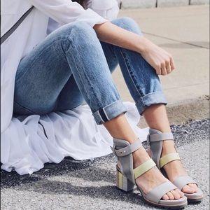 45 Off Sorel Shoes Sorel Addington Ankle Cuff Sandal