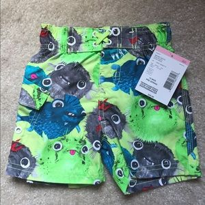joe boxer Swim - New with tags JOE BOXER INFANT SWIM SHORTS