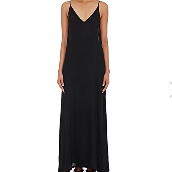 Onia Dresses - Onia Stella Plain-Weave Maxi Dress