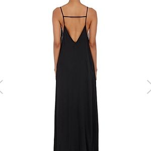 Onia Stella Plain-Weave Maxi Dress