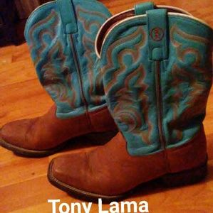 Tony Lama Shoes - Cowgirl boots