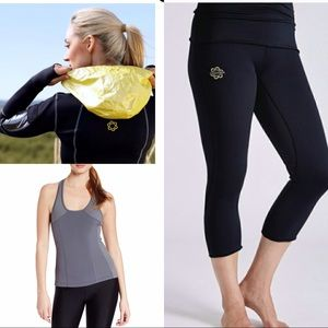 Zaggora Neoprene Athletic Set