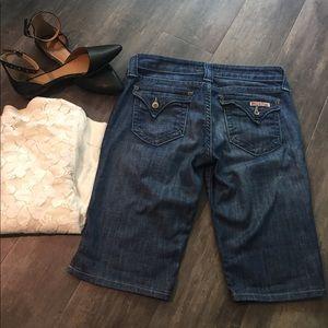 Hudson Jeans Pants - Hudson brand denim shorts