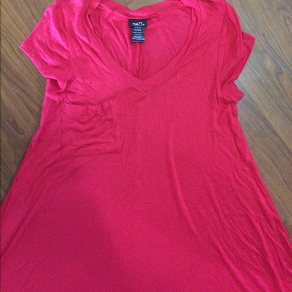 60 off rue 21 dresses skirts tee shirt dress with