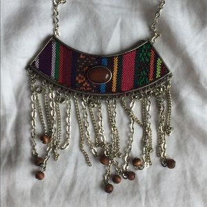 Child of Wild Jewelry - Multicolored tribal necklace